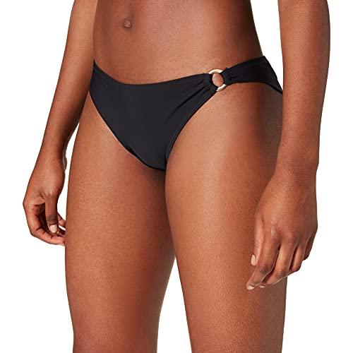 costume da bagno donna lovable Lovable Plain Recycled Bikini Brasiliano in Microfibra Riciclata Donna