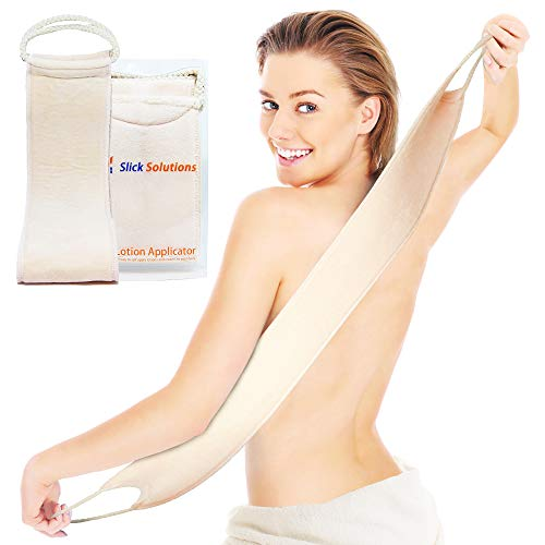 Lotion Applicator for Your Back - Easy Self Application of Lotions and Creams - Smooth and Even Application to Entire Back - Tanning Lotion Back Applicator
