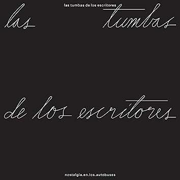 las tumbas de los escritores