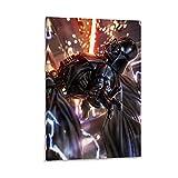 GIUU 7035-Anakin Skywalker Leinwand Kunst Poster und