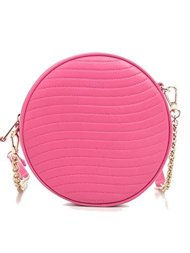 Luxury Fashion | Furla Dames 1043392 Fuchsia Leer Schoudertassen | Lente-zomer 20