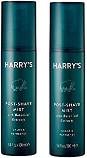 Harry's Post Shave Mist - 3.4 fl oz - 2 Cans