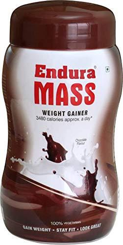 Endura Mass Weight Gainer (500 gm Chocolate)