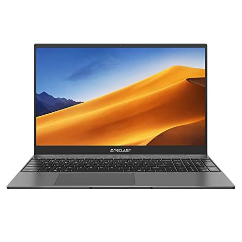 "TECLAST F15 Plus 2 Ordenador Portátil 15.6"" 8GB RAM 256GB ROM, IPS FHD 1920*1080, 2.6GHz Intel Gemini Lake N4120, Intel UHD Graphics 600, Windows 10, Teclado QWERTY"