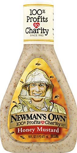 Honey Mustard Salad Dressings