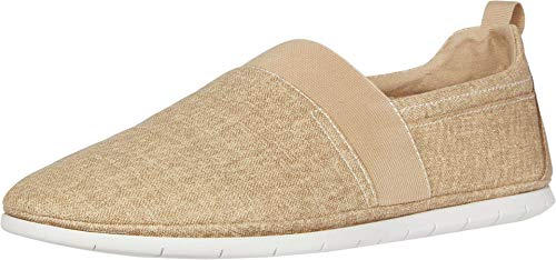 ALDO Men's Schoville Slip-On Casual Shoes Loafers, Beige, 7 M US