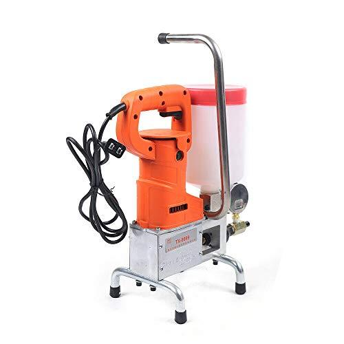 Máquina de juntas de suelo de alta presión, 720 W, para grietas de hormigón, reparación de fugas en agua, piscina, juntas de techo, máquina de inyección, bomba de inyección de alta presión