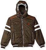 Duke Boy's Quilted Regular fit Jacket (SDZ1539Olive34 Olive 34)