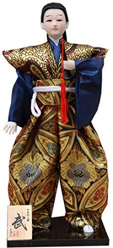 Wukong Direct Samurai Japonés Figuras Artesanías Muñeca humanoide Decoración para la Oficina en casa Regalo # 1