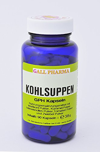 GALL PHARMA Kohlsuppen GPH Kapseln, 120 St. Kapseln