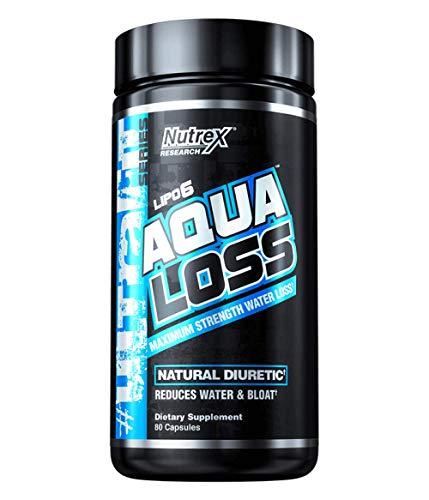 Nutrex Lipo 6 Aqua Loss 80 caps (NUT018)