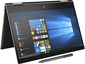 HP Spectre x360-13t Quad Core(8th Gen Intel i7-8550U, 1 TB PCIe NVMe SSD, 16GB RAM, IPS micro-edge Touchscreen Corning Gorilla, Windows 10 Ink)Bang & Olufsen 13.3