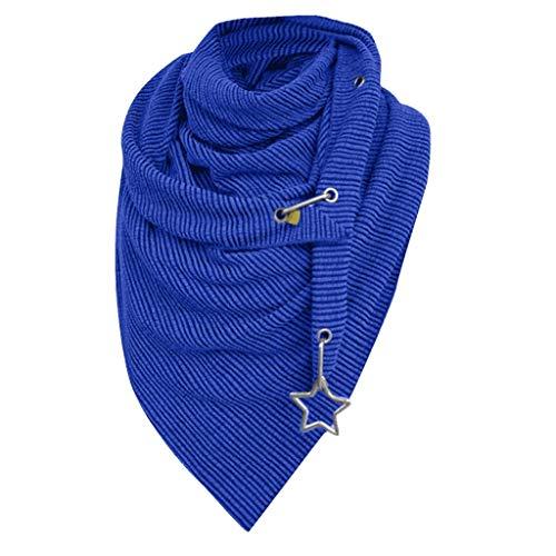 URIBAKY-Blousons - Bufanda para mujer, diseño retro a L