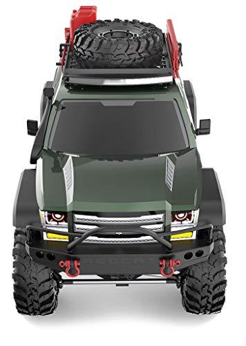 RC Auto kaufen Crawler Bild 2: RedCat GEN7 PRO GEN 7 Pro 1:10 Elektro-Modellauto RC Crawler Green Edition Allrad RTR, Grün*