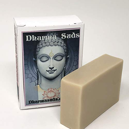 3 PIECES PACK concentrated 10% creolin soap, shea butter base with anti itch ingredients 4 oz square bar