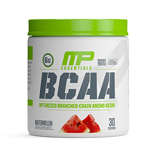 Muscle Pharm BCAA 3:1:2 Powder - Watermelon - NT WET: 215g