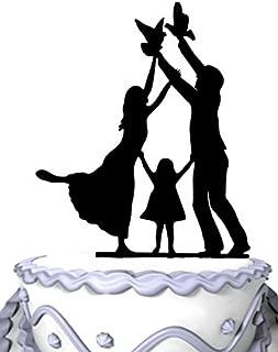 anniversary mom dad cake
