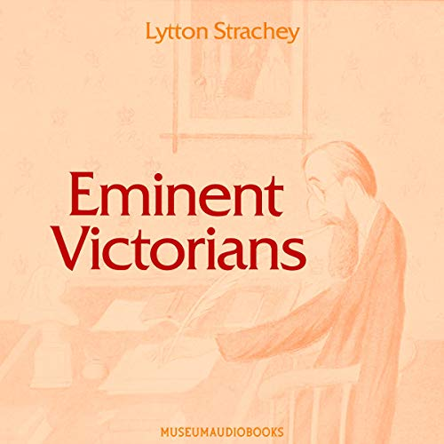 『Eminent Victorians』のカバーアート