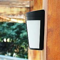 Galapara センサーライト 屋外 ソーラーライト 1.2V 1W 6 LED 防犯ライト充電式 防水 屋外照明 広い照明範囲 ガーデンライト 夜間自動点灯 太陽光発電 庭 玄関 駐車場