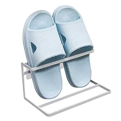 Zapatero De Pared Almacenamiento, Sin Necesidad De Taladrar Ahorro De Espacio El Zapatero Colgante Puede Reemplazar El Gabinete De Zapatos Robusto Y Duradero M 225X143X120Mm