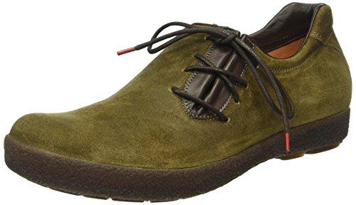 Think Herren Geoag Sneakers, Braun (Espresso/Kombi 42), 41 EU