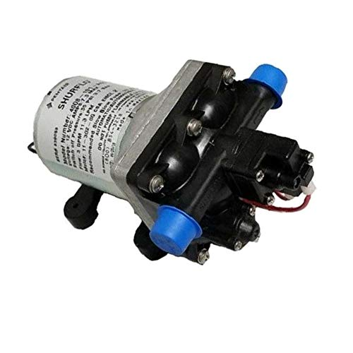 Suppyfly Universal Electric Battery Powered Pump Car Outdoor Fuel Gas Transfer Pump