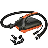 20 PSI Portable Paddle Board Pump Sup Electric Air Pump,Auto-Off...