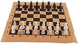 Cfbcc Internacional de ajedrez Chino Antiguo Soldado Tablero Figuras Juego de ajedrez con Piezas de ajedrez for Viajar Juego de Mesa