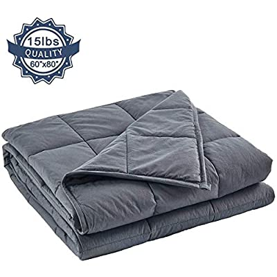 COCOBELA Weighted Blanket for Adult and Kids, 1...
