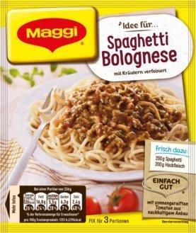 Maggi Fix & Frisch Spaghetti Bolognese 38 g