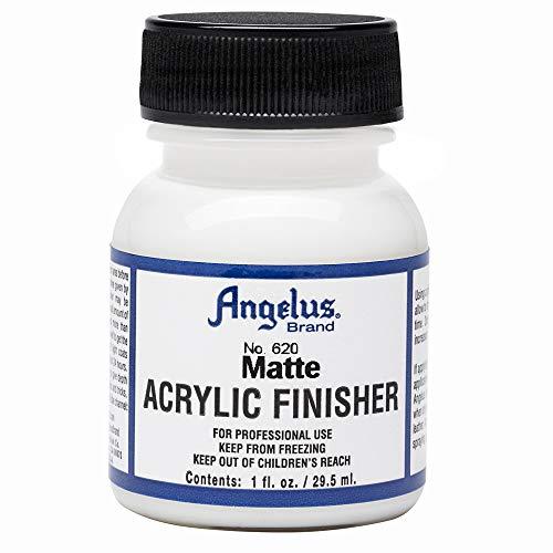 Angelus Finisher Matt für Lederfarbe 29,5 ml