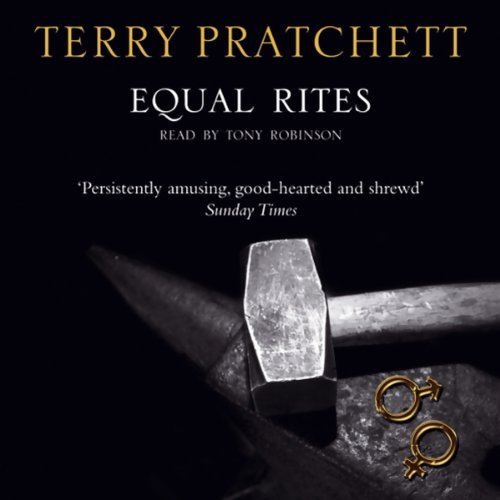 Equal Rites cover art