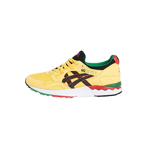 ASICS Gel Lyte V Yellow/Black - Gel US 10 - EUR 43 - UK 9