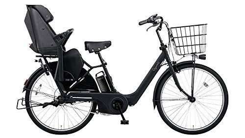 Panasonic(パナソニック)2020年モデルギュット・アニーズ・DX・2626インチカラー:マットチャコールブラックBE-ELAD632-B電動アシスト自転車専用充電器付