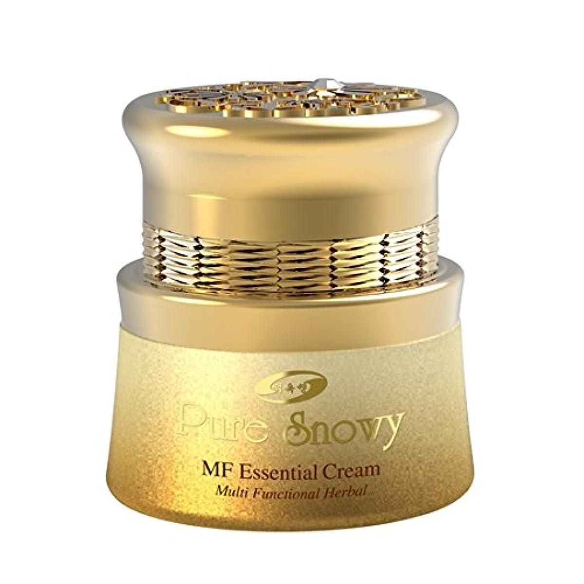 断言するプランテーション現代韓国コスメ[ベクオクセン]ピュアスノイMFエッセンシャルクリーム55ml/栄養供給と美白クリーム/ Pure Snowy MF Essential Cream [並行輸入品]