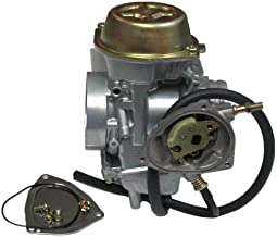 ZOOM ZOOM PARTS Carburetor FOR Yamaha Grizzly 660 YFM660 2002 2003 2004 2005 2006 2007 2008 Carb NEW FREE FUEL FILTER AND STICKER