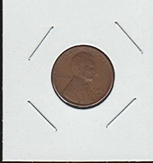 1942 D Lincoln Wheat (1909-1958) Penny Choice Fine Details