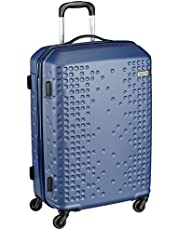 American Tourister Cruze ABS 70 cms Blue Hardsided Suitcase(AN6 (0) 01 002)(27.5 Inch)