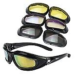 ペコモモワールド バイク用 ゴーグル サングラス 交換用レンズ フレーム 紫外線対策 サイクリング スキー アウトドア キャンプ スポーツ