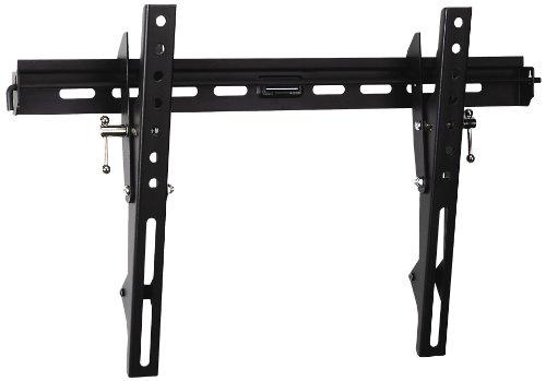 V7 VESA muurbeugel voor TV Monitor Display van 58,4 cm (23 inch) tot 106,7 cm (42 inch) LED LCD TFT OLED zwart