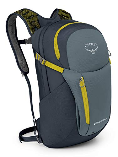 Osprey Packs Daylite Plus Daypack, Stone Grey, One Size