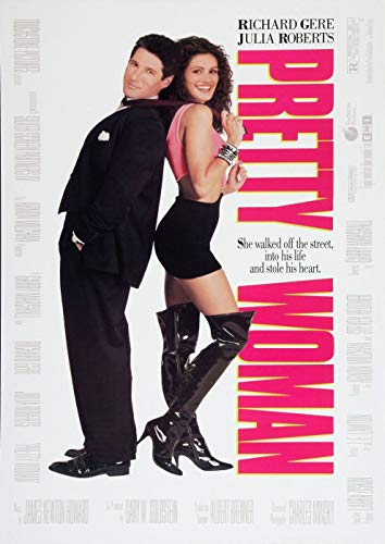 Poster Affiche Pretty Woman Classic 90s Movie