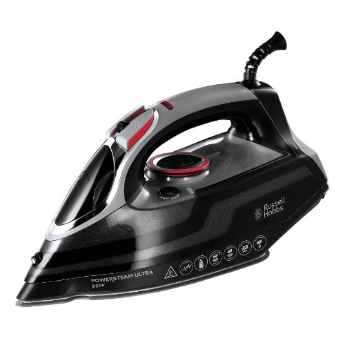 Russell Hobbs Powersteam Ultra 3100 W Vertical Steam Iron 20630 -...