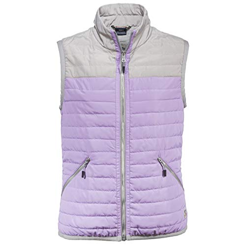 Dolomite Ws Settantasei Quilted Gilet mixte adulte M Multicolore (orcid rs/Gry)