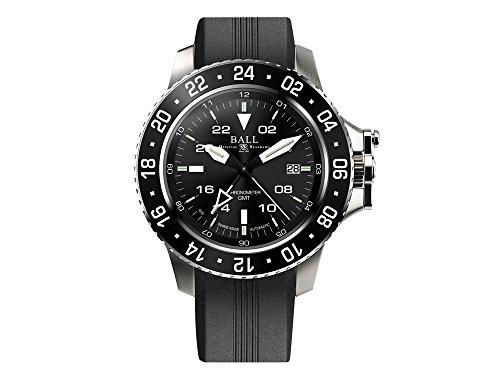 Palla ingegnere idrocarburi Aerogmt, orologio automatico, cronometro,...