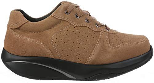 MBT ANATAKA 2 W, Zapatos de Cordones Oxford Mujer, Marrón (Tan 124s),...