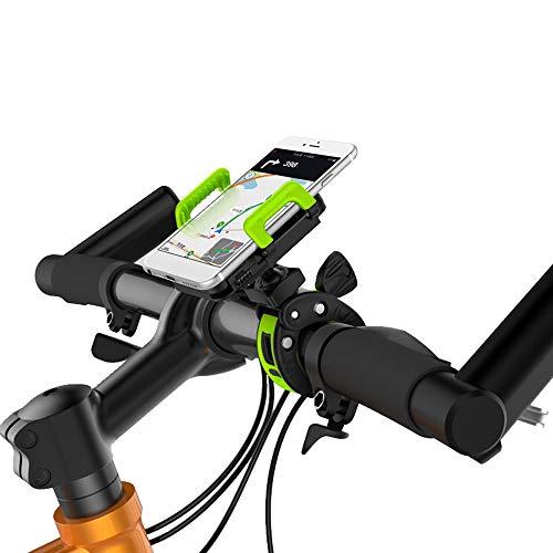OFAY Fiets Telefoon Houder, 360 graden Rotatie Eenvoudige Installatie Mobiele Telefoon Navigatie Beugel, Geschikt voor Mountainbike Motorfiets Riding Equipment