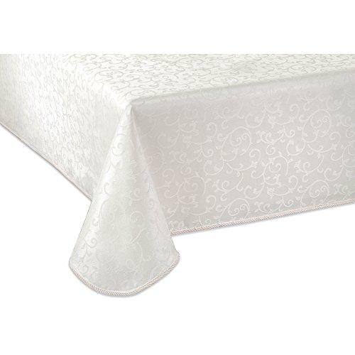 Lenox Opal Innocence Tablecloth, Oblong -$23.99(60% Off)
