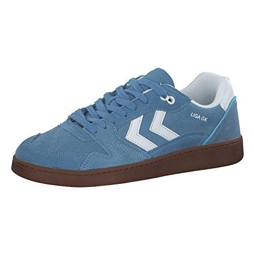 hummel Herren Sneaker Liga GK 60089 Heritage Blue 39