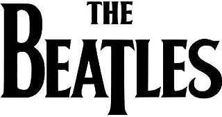 Beatles Die-Cut Decal Sticker - Band Logo